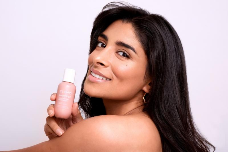 Elemis Skincare photoshoot