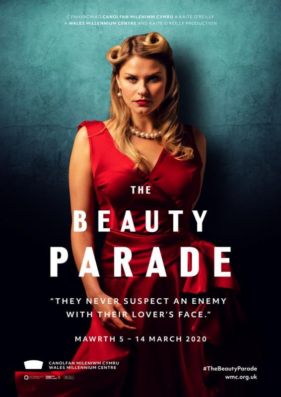Georgina White as Madelein The Beauty Parade