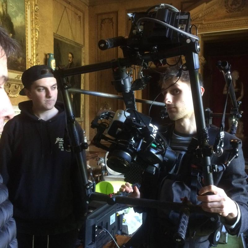 Director of Photography for Myth in Shadow