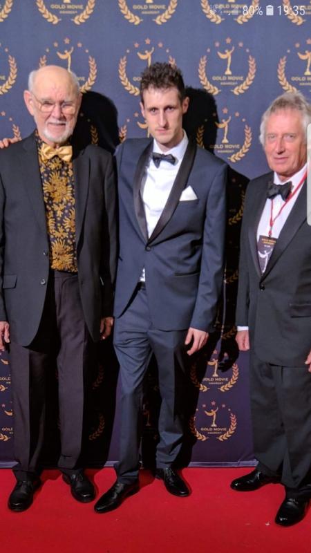 Gold Movie Awards, Director, Kieran Sebille