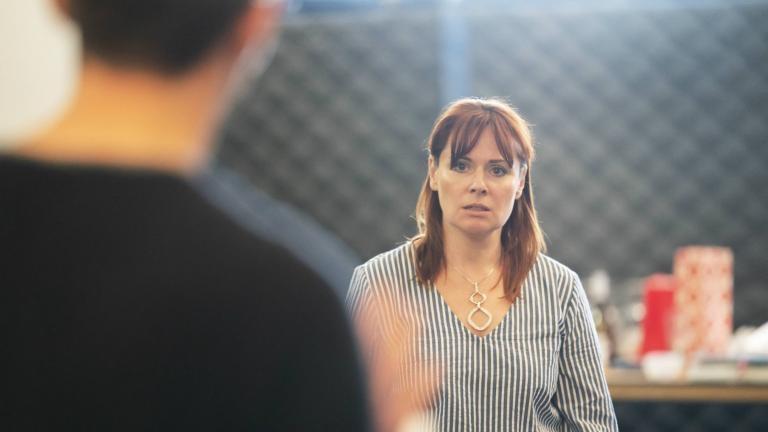 Heather Craney National theatre Consent