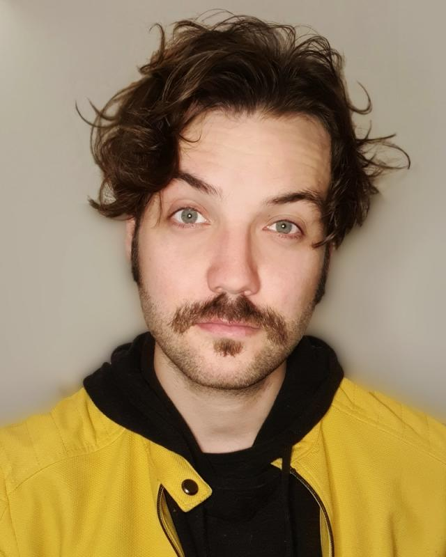 Mike O'Dyllan - Headshot 2020
