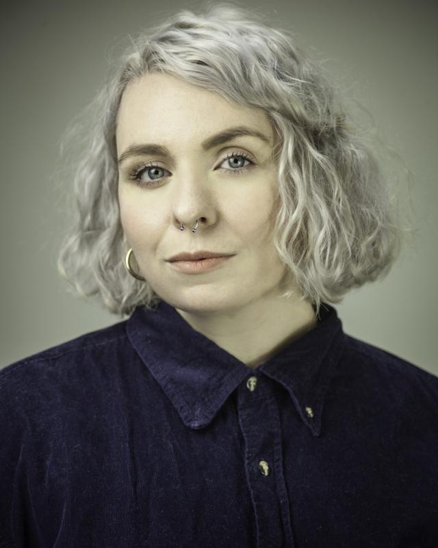 Nicola O'Keeffe Headshot