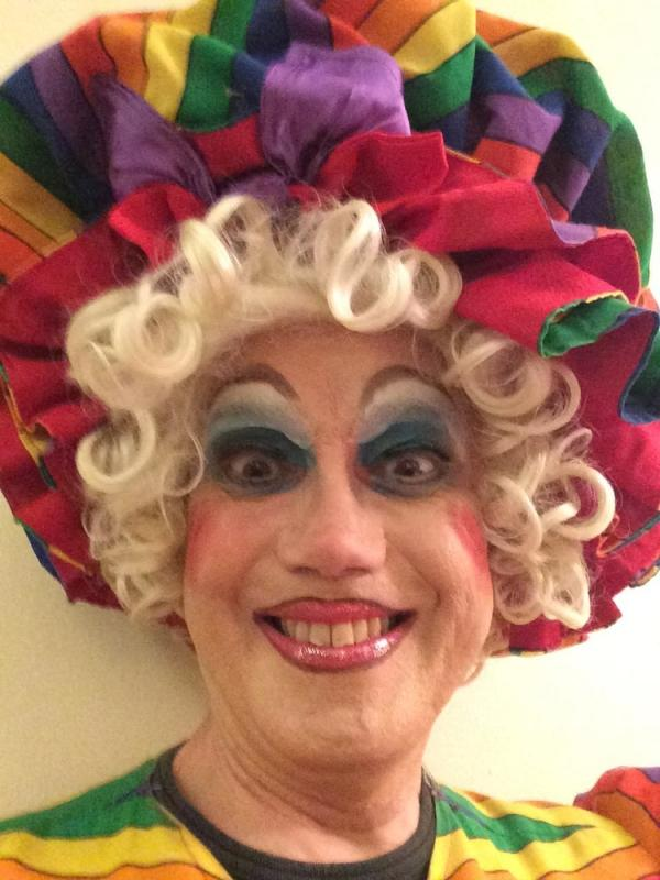Dame Molly - A Pantomime Murder 2018