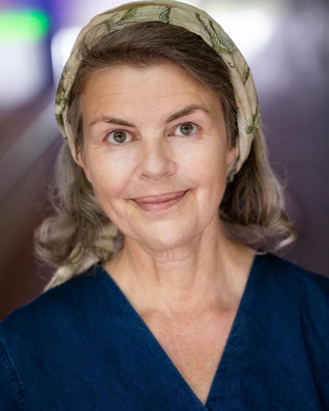 Main Headshot Alessandra Perotto