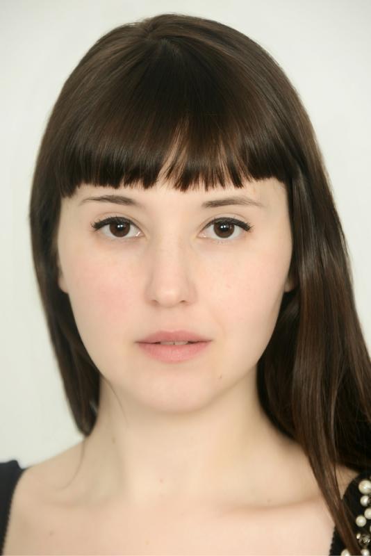 Yanka Saballs Petrova Headshot
