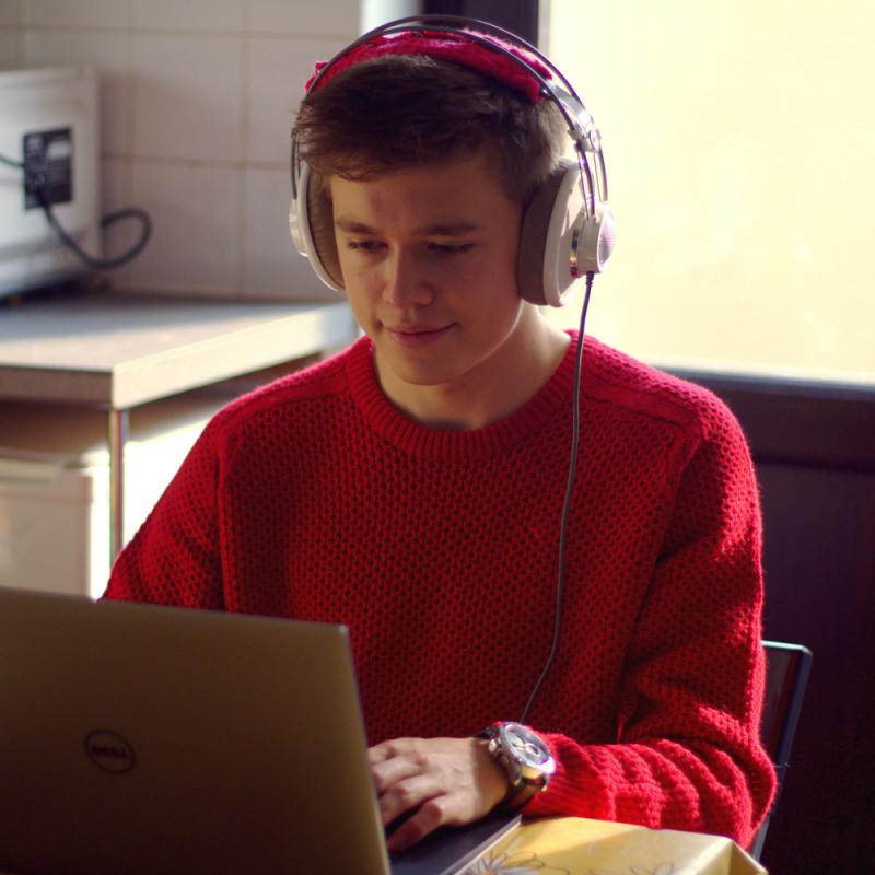 Sound Designer, Recordist