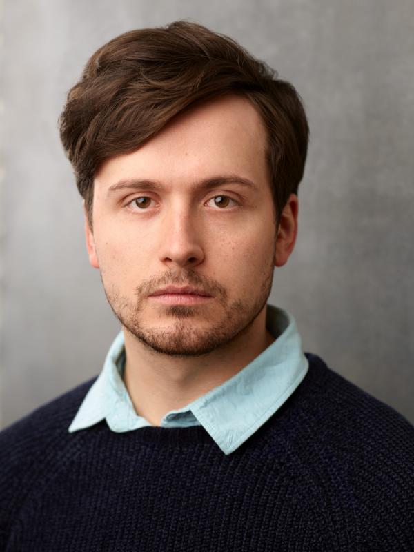 Charlie Brickman Headshot, 2020