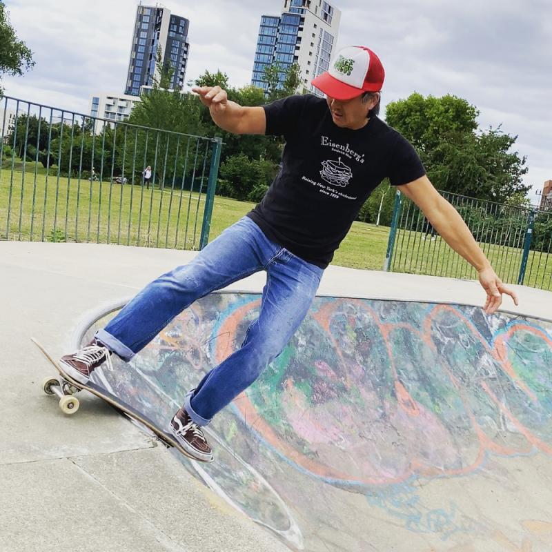 Rick Kiesewetter Skateboarding 2020