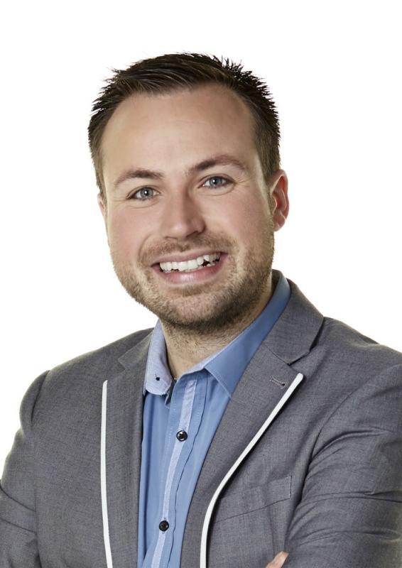 James Murden, Headshot