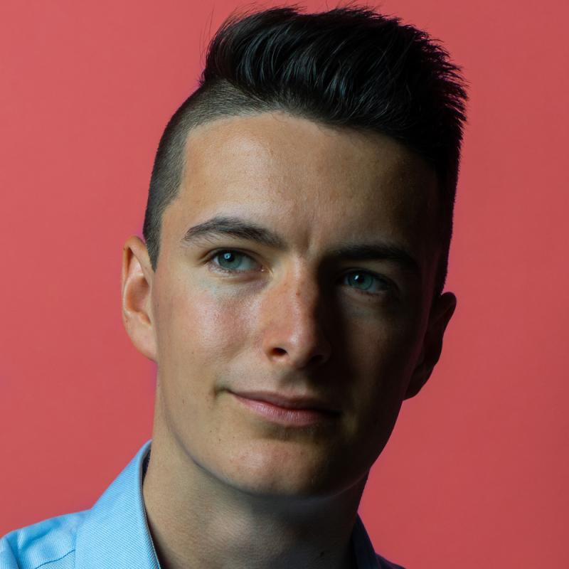 Luke Taylor - Headshot 2020