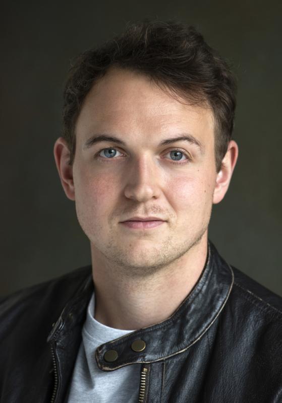 Alex Bevan - Headshot