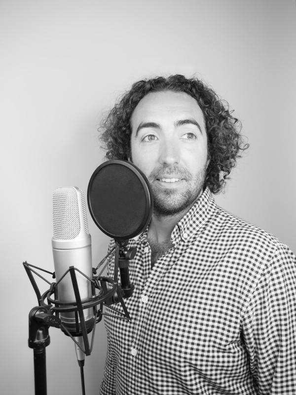 Joshua Raven - voiceover artist