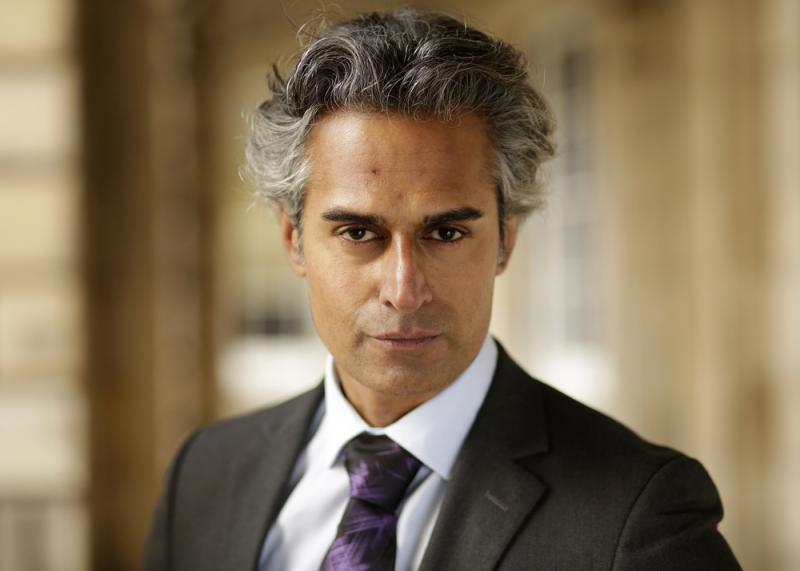 Kal Sabir (tie)   Headshot 2020