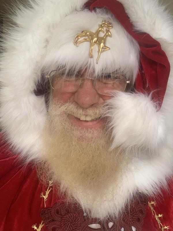 Santa Real Beard