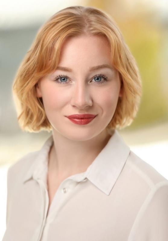Paige Niblett Head Shot