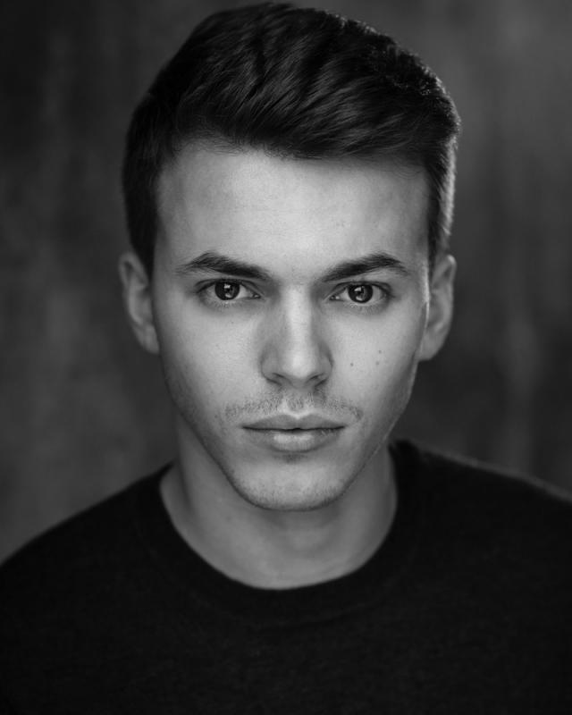 Headshot of Joshua P Cook