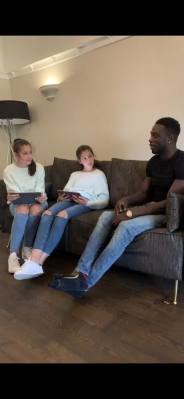 Interview with Marcel Somerville (Love Island)