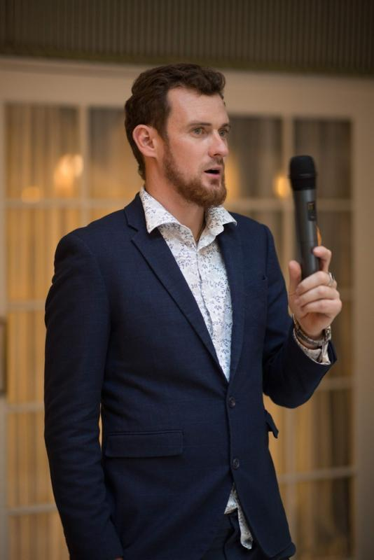 Presenter for Comedy Stand Up Show