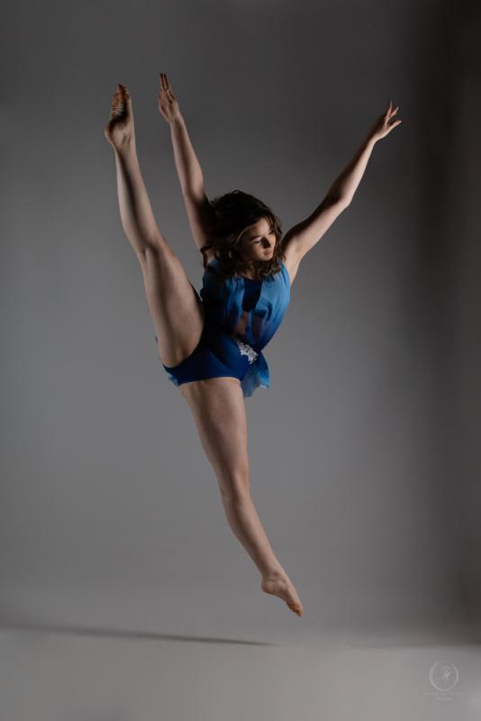 Brooke dance shot