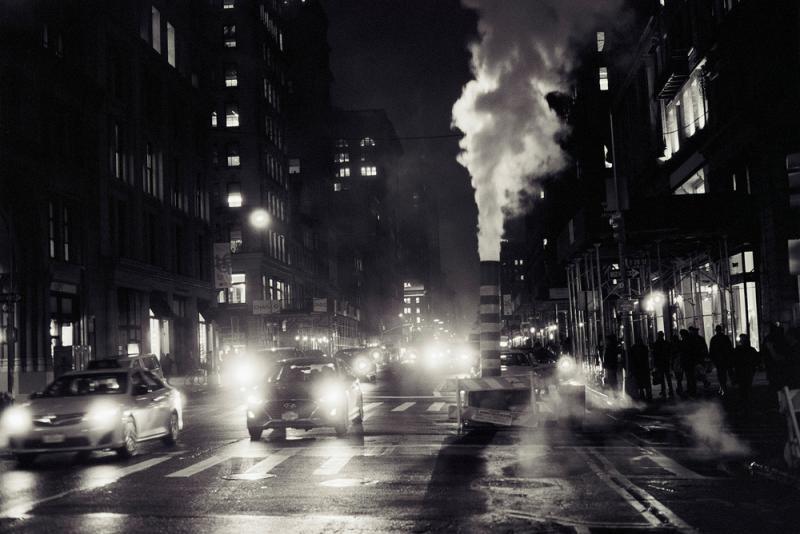 Film Photo - New York
