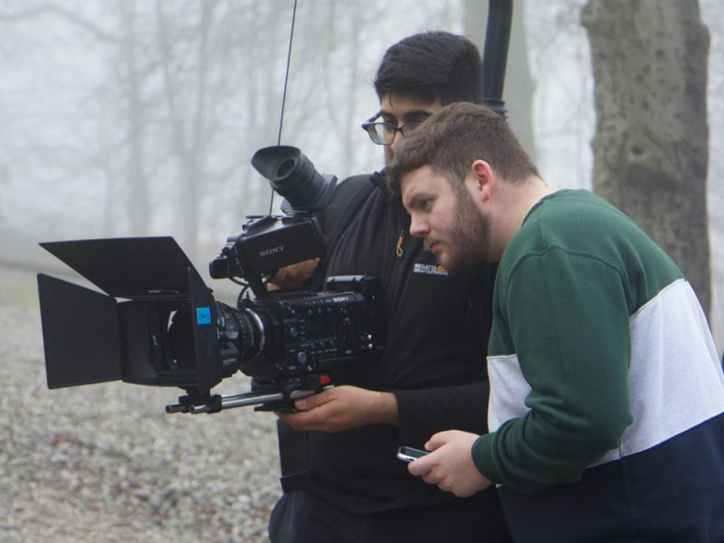 Music Video Shoot - Peak District