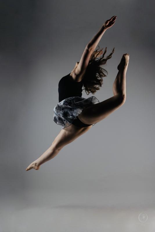 Brooke dance Shoot age 14