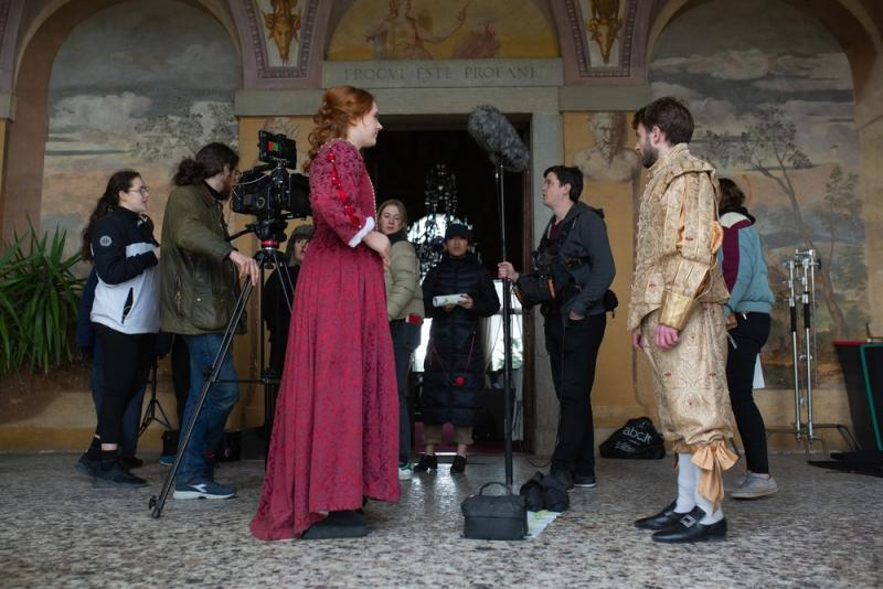 BTS from 'The Heptameron'