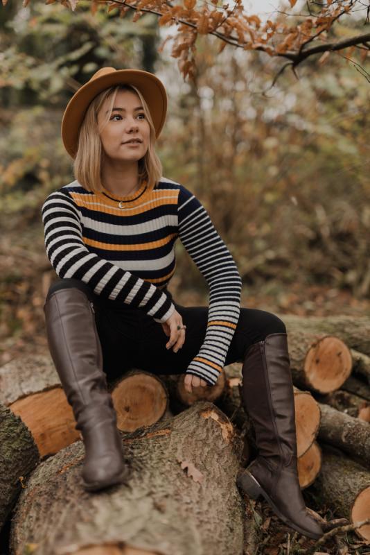 Autumnal Lifestyle Shoot