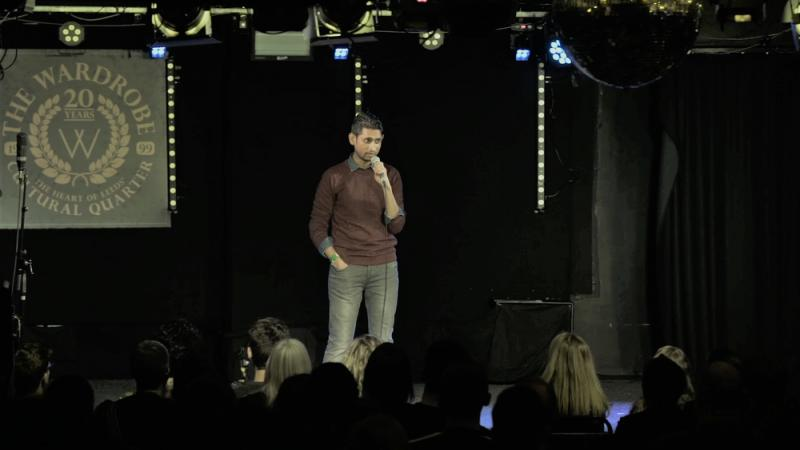 Standup comedy @Wardrobe, Leeds