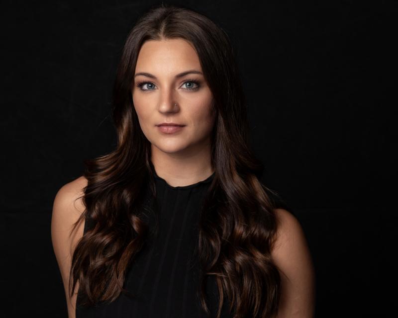 Rachel Petti Dramatic Headshot