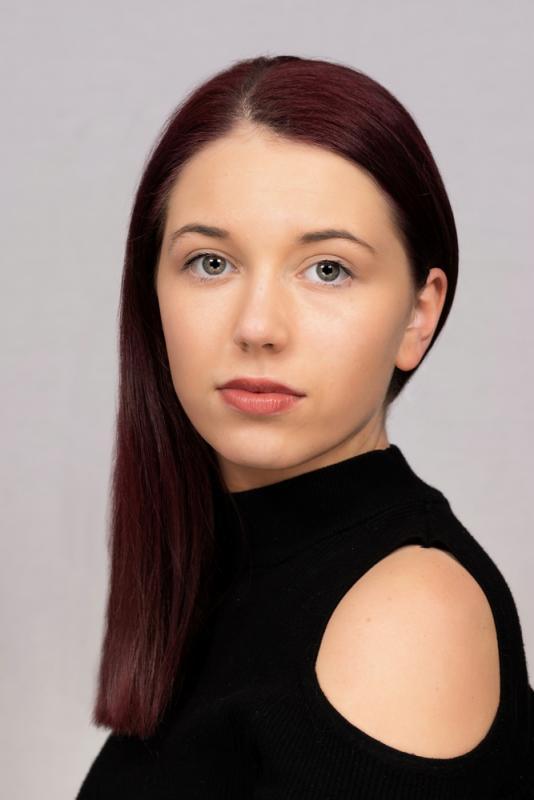 Abbie new hair colour 2020