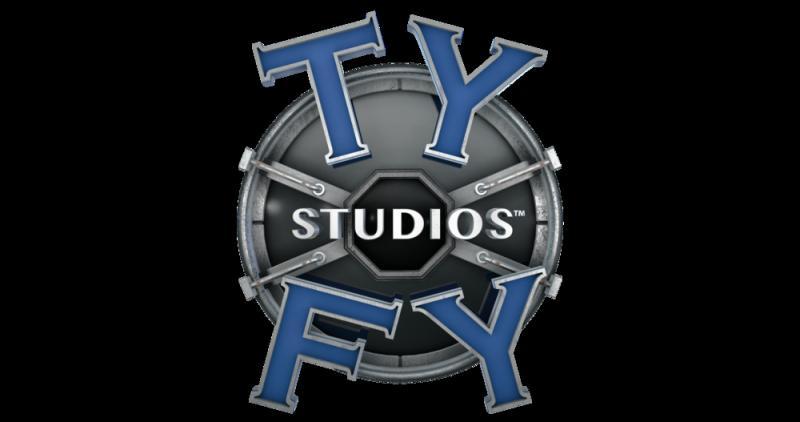Ty Fy Studios Logo
