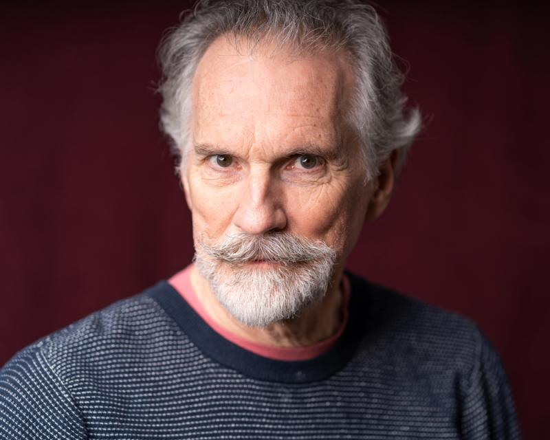 Paul French - Dark background - December 2020