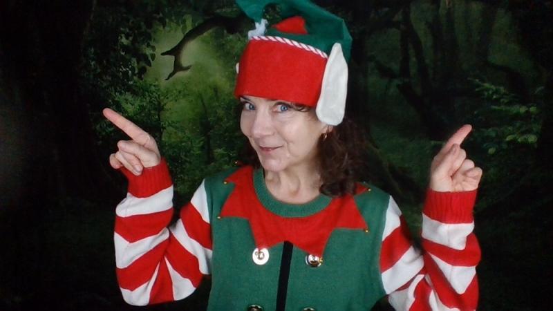 Elf (not on a shelf)