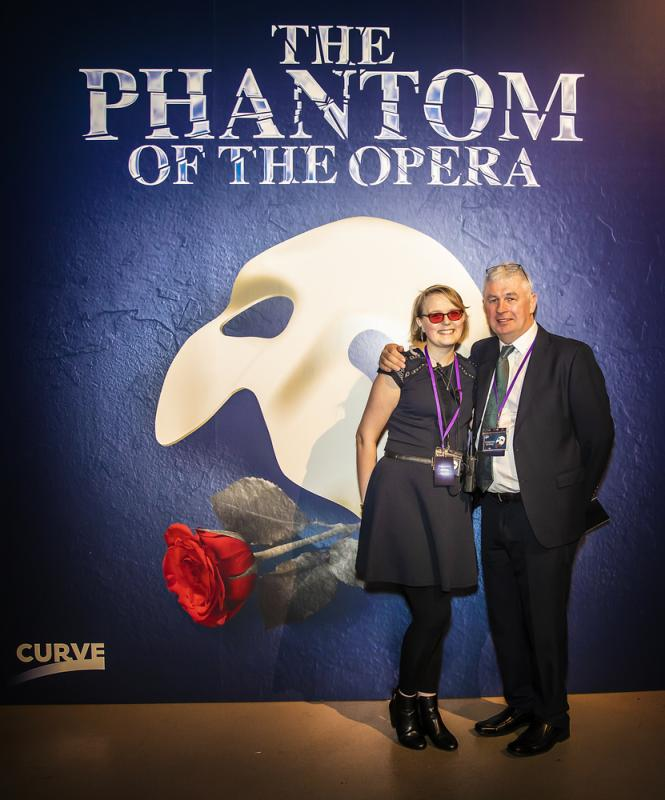 'The Phantom of the Opera' Company Management - Leicester Curve 2020