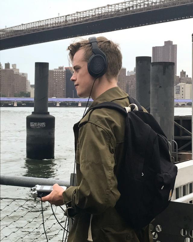 New York Atmos Recording