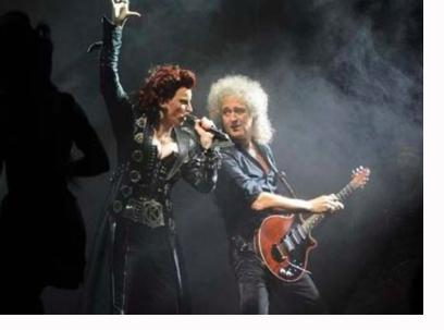 Killer Queen with Brian May