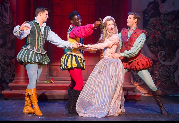 Bianca in Kiss me Kate with Opera North