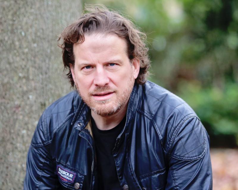 Tony Greig Headshot