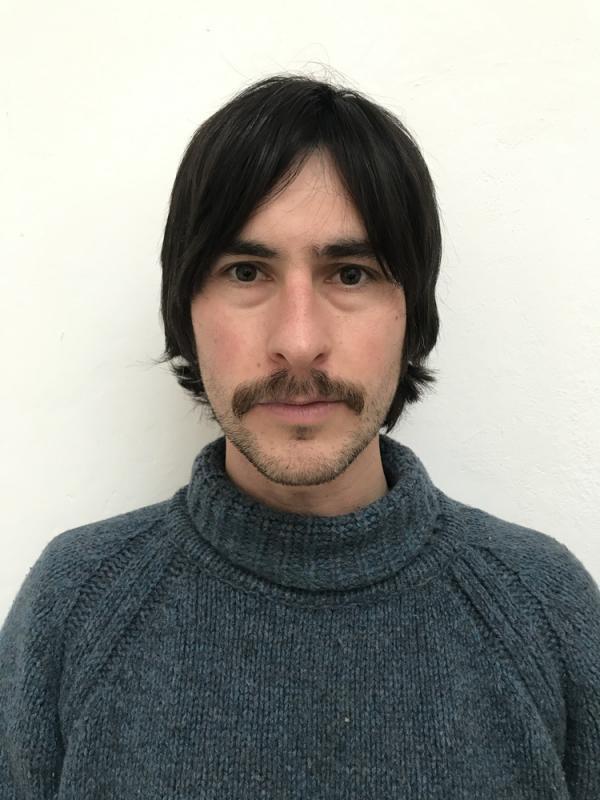 Edmund C. Short - Moustache