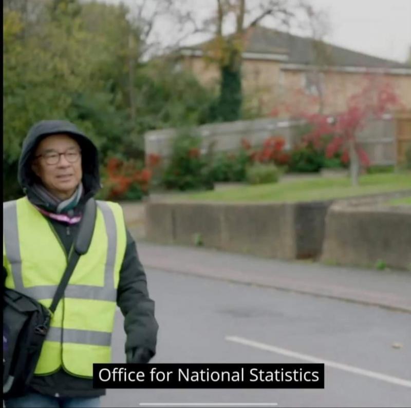 UK Census 21 Promotion