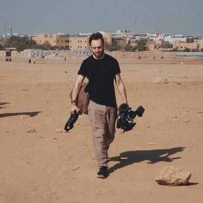 Filming in Pakistan