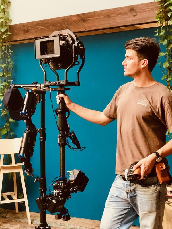 music video (focus puller)