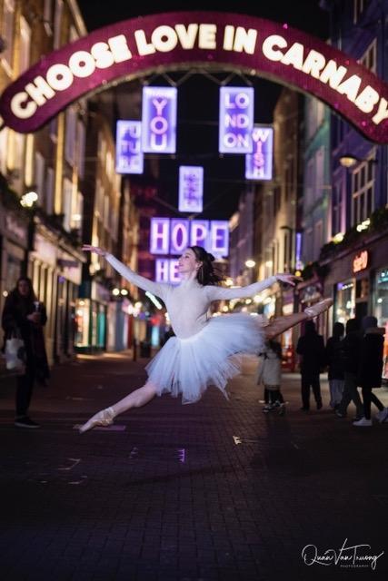 Ballet Jump