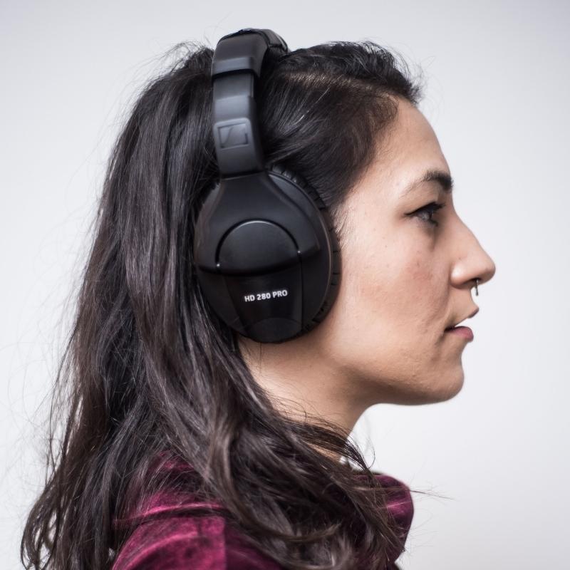 Voice Over Headphones
