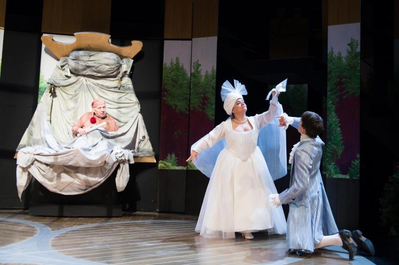 Cinderella the Midnight Princess. The Rose Theatre Kingston. Dec 12