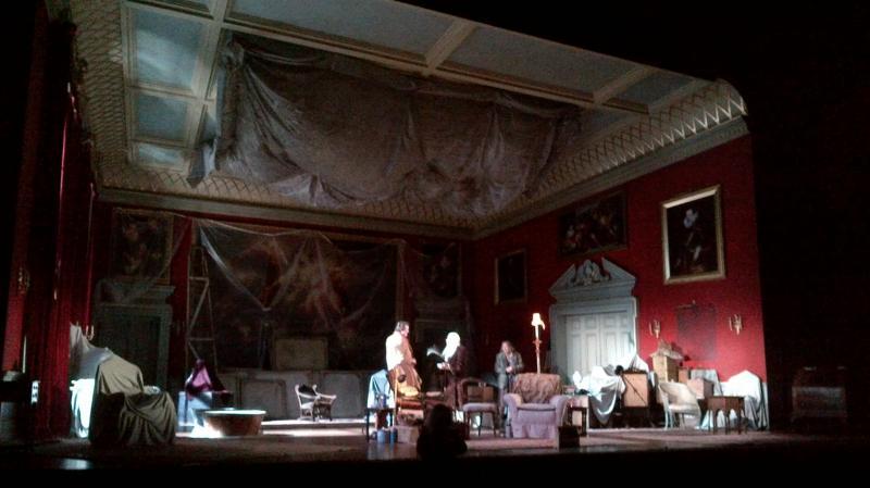 People- Royal National Theatre, Nov 12
