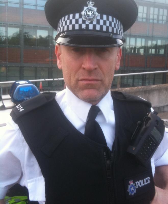 Police Traffic Officer