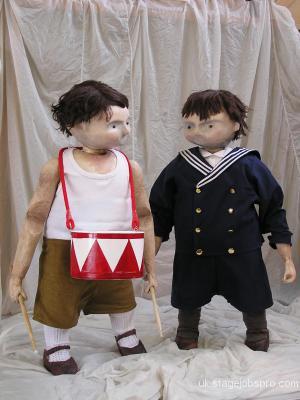 Oskar Puppets
